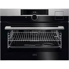 sale Aeg Ksk892220m Oven Combi Steam Cm. 60 H 45 - Stainless Steel