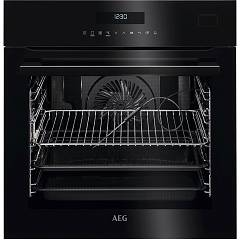 Aeg Bse772220b Combined pyrolytic steam oven cm. 60 - black Black Line