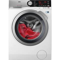 Aeg L8wec166x Washing machine cm. 60 capacity 10 kg - white