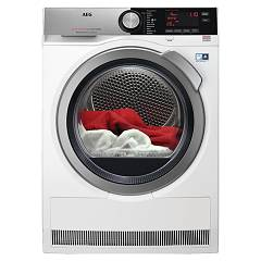 Aeg T8dec946 Dryer cm. 60 capacity 9 kg - white