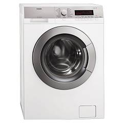 sale Aeg L85470sl Washing Machine Cm. 60 Capacity 6.5 Kg - White