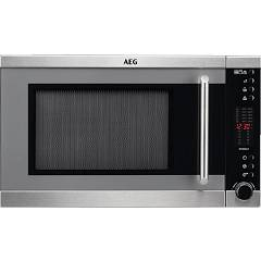 Aeg Mfc3026s-m Microwave ventilated oven with grill cm 51 h 30 - inox