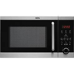 Aeg Mfd2025s-m Microwave oven + grill cm 51 h 30 - inox