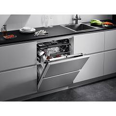 Photos 3: Aeg Total integrated dishwasher cm. 60 - 15 covers FSE83710P