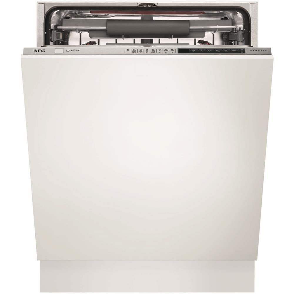 Photos 1: Aeg Total integrated dishwasher cm. 60 - 15 covers FSE83710P