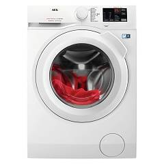 Aeg L6fbi841 Washing machine cm. 60 - capacity 8 kg - white Serie 6000