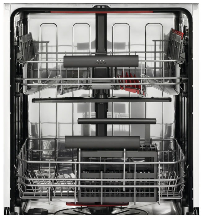Photos 2: Aeg Total integrated dishwasher cm. 60 - 13 covers FSE62600P