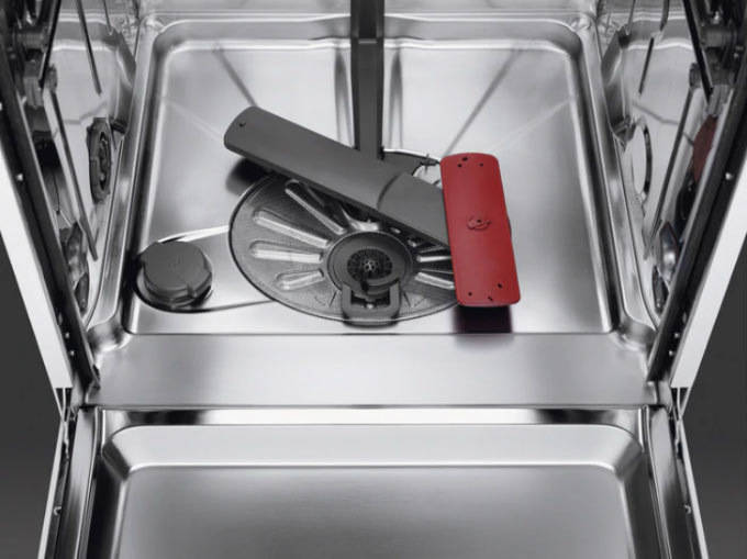 Photos 4: Aeg Total integrated dishwasher cm. 60 - 13 covers FSE62600P