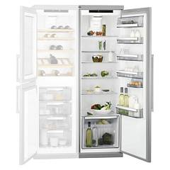 Photos 2: Aeg Refrigerator free installation cm.54 h.186 - liters 310 (for rxe75911tm and rxe75411nm) RKE73211DM