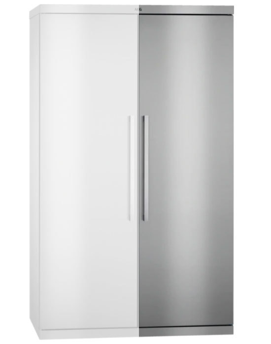 Photos 3: Aeg Refrigerator free installation cm.54 h.186 - liters 310 (for rxe75911tm and rxe75411nm) RKE73211DM