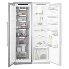 Photos 2: Aeg Free-standing freezer cm.54 h.186 - liters 204 (for rxe75411nm) AGE72216NM