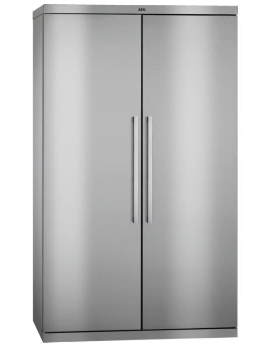 Photos 3: Aeg Free-standing freezer cm.54 h.186 - liters 204 (for rxe75411nm) AGE72216NM