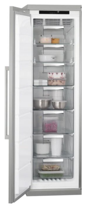 Photos 1: Aeg Free-standing freezer cm.54 h.186 - liters 204 (for rxe75411nm) AGE72216NM