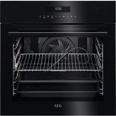 Aeg Bse782320b Combined steam oven cm. 60 - black Black Line