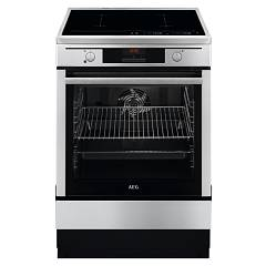 Aeg Cib6670apm Approach kitchen cm. 60 stainless steel induction hob + 1 electric oven 940 002 832