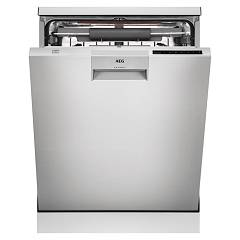 Aeg Ffb83720pm Dishwasher cm. 60 - 15 seats - free installation 911 417 330