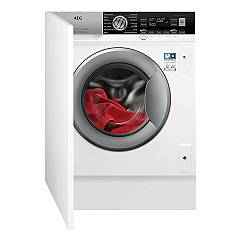 Aeg L7wei7680 Built-in washer dryer cm. 60 - washing 8 kg - drying 4 kg - white