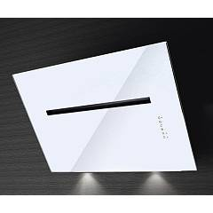 Airone Hamlet Tv H800 Led Hood cm. 60 - blanco vidrio pared