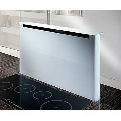 Airone Parsifal Ca I Ac Ix Rc Hood downdraft cm. 90 - glass white brez motorja