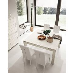 Alta Corte Eco Lab Nantes Ec_ta8028 Fixed table l. 140 x 140