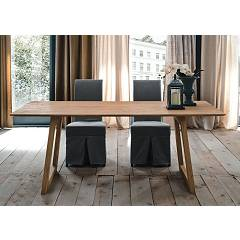 Alta Corte Eco Lab Barcellona Lb-ta7231 Fixed table l. 160 x 100 legs flat