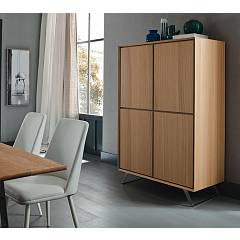 Alta Corte Eco Lab Nook Lb-zg7140f Element with swing doors and brackets