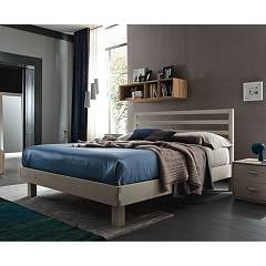 Alta Corte Eco Lab Wall Lb-zn7240 Double bed cm. 176 x 216 with mounts and girolet