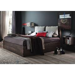 Alta Corte Eco Lab Wall Lb-zn7245 Double bed with container cm. 170 x 213 with mounts and container