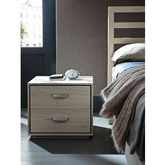 Alta Corte Eco Lab Fly Lb-zn7221 Bedside 2 drawers cm. 50 x 45 h 43.5 2 drawers