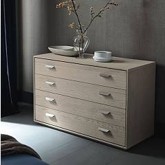 sale Alta Corte Eco Lab Fly Lb-zn7222 Chest Of Drawers 4 Drawers Cm. 120 X 55 H 80 4 Drawers