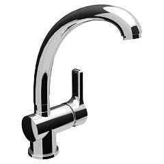 Apell Ap8420cr Single-lever kitchen mixer - chrome