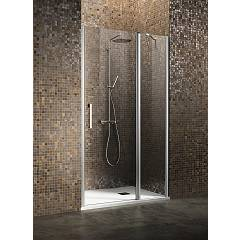 Arblu Dedalo Plus Nicchia H 200 shower enclosure - 1 hinged door Dedalo