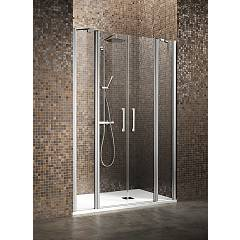 Arblu Dedalo Plus Nicchia H 200 shower enclosure - 2 saloon doors Dedalo