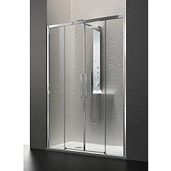 Arblu Perseo Nicchia H 200 shower enclosure - 2 sliding doors Perseo