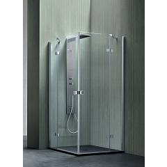 Arblu Otto Angolo Square shower / rectangular h 205 - 2 hinged doors Otto