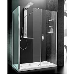 Arblu Dedalo Lato Aggiuntivo Additional side h 200 combined with fixed glass Dedalo