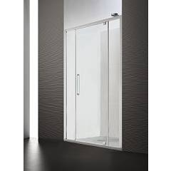 Arblu Perseo Nicchia H 200 shower enclosure - 1 central pivot door Perseo