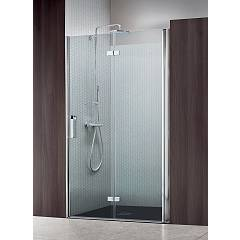 Arblu Sei Nicchia Niche shower box h 195 - 1 folding door Sei