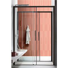 Arblu Sirio Nicchia H 200 shower enclosure - 1 sliding door Sirio