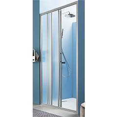 Arblu Mercurio Nicchia Niche shower box h 195 - 2 sliding doors Mercurio