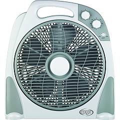 Argoclima Aster Table fan - 63 db - white / gray