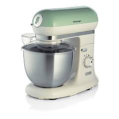 Ariete 1588 Planetary mixer 5.5 lt. - green Vintage