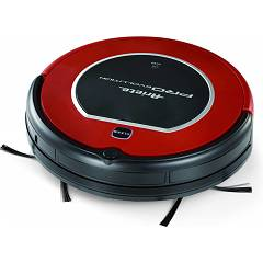 Ariete 2713 Robot vacuum cleaner - red / black Pro Evolution
