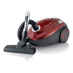 Ariete 2735 Trailed vacuum cleaner with bag - red / black Smart
