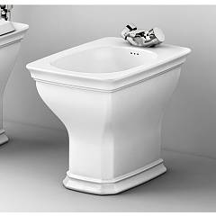 Artceram Cib002 Supporting bidet cm. 36 x 54 - ceramics Civitas