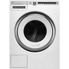 sale Asko W 4096 P.w Washing Machine - 60 Cm - Capacity 9 Kg - White