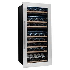 Avintage Avi94x3z The wine cantina cm. 60 h 123 - bottles 71 - stainless steel built-in column