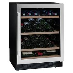 Avintage Avu52sx The wine cantina cm. 60, h 82 bottle - 50 - stainless steel built-in undermount