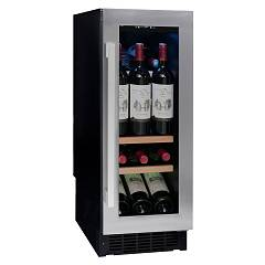 Avintage Avu23sx Wine cellar cm. 30 h 82 - bottles 21 - inox built-in undermount