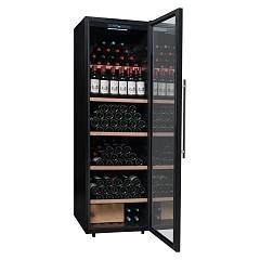 Avintage Pclv250 The wine cantina cm. 60 h 188 - bottles 248 - black free-standing